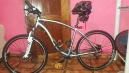 Bike Boa semi nova