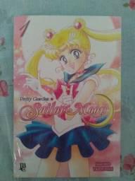 Mangá Sailor Moon Vol.1 novo e embalado