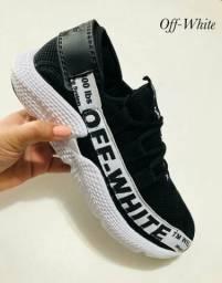Tenis adidas off-white