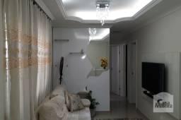 Apartamento à venda com 3 dormitórios em Caiçara-adelaide, Belo horizonte cod:233990