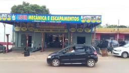 Contrato mecânico de automóveis