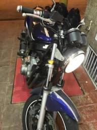 Moto Gs 500 E ótima oportunidade!!!Não aceito troca,só venda mesmo! - 2008