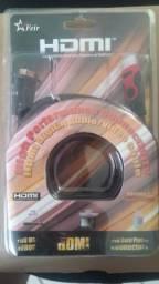 Cabo Ext HDMI e VGA, Modem 3g Novo, Conjunto de Chaves Pequenas, Fontes Diversas