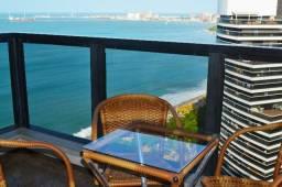 Flat por temporada com vista para o mar, Apartamentos de um quarto