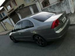 Vendo honda civic lx - 2001