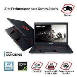 Notebook Samsung Gaming Odyssey Intel Core i7 16GB