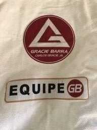 Kimono A4 Gracie Barra Premium