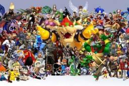 Procuro jogos de 3DS, Gamecube e Wii Leia o anúncio