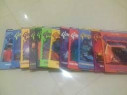 Coleção Goosembups 12 livros
