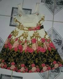 Troco esse lindo vestido