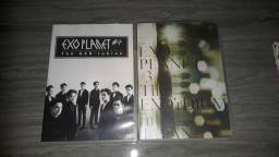 Dvd/cd kpop exo