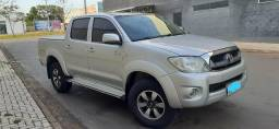 Hilux cd sr 4x2 2.7 flex ano 2009 - 2009