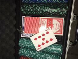 Maleta de poker Casino Monte Carlo em Clay 500 pcs
