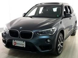 BMW X1 XDRIVE 25i Sport 2.0/2.0 Flex Aut. - Cinza - 2017 - 2017