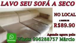 Sofá Sujo? - promoção