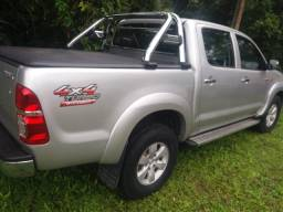 Hilux cabne dupla 3.0 diesel std - 2013