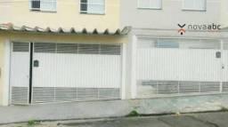 Sobrado com 2 dormitórios à venda, 65 m² por R$ 360.500 - Vila Camilópolis - Santo André/S