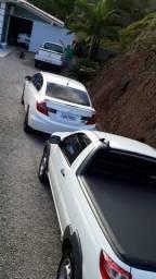 Barbada Fiat Strada básica único dono - 2016