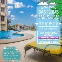 Lindo apartamento por Temporada- Praia do Futuro- Fortaleza