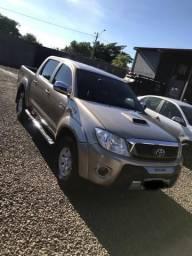 Hilux SRV Diesel 4x4 A/T D4-D - 2006