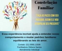 Constelação Familiar- Sessão individual