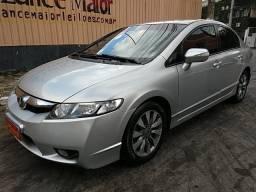 Civic LXL 1.8 Flex Blindado Aut
