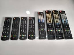 Controles Remotos originais Tv vários modelos Sapucaia do Sul