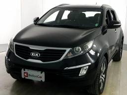 Kia Motors Sportage EX 2.0 16V/ 2.0 16V Flex Aut. - Preto - 2013 - 2013