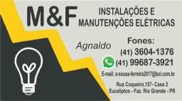 M&F Instalações e Manutenções Elétricas