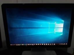 Monitor e Teclado HP