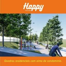 Terrenos Urbanização Happy Alvorada de 175m² com parcelas de R$329