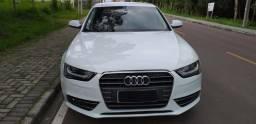 Audi A4 TFSi quattro stronic impecável aceito troca por caminhonete - 2013
