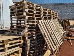 70 Pallets de madeira em bom estado