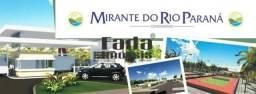 Terreno à Venda - Condomínio Mirante do Rio Paraná