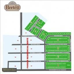 Lote em Corbélia com 275m² - Loteamento Berté II
