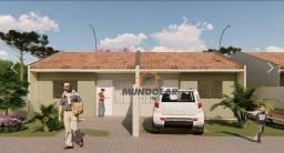 Casa com 2 dormitórios à venda, 56 m² por R$ 144.900,00 - Estados - Fazenda Rio Grande/PR