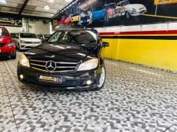 Mercedes c-180 CGI turbo classic aut 2011 com apenas 37 mil km unico dono e toda revisada
