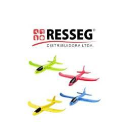 Avião Planador De Brinquedo Varias Cores