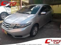 Honda City Lx 1.5 Automático na Lourycar Veículos - 2013