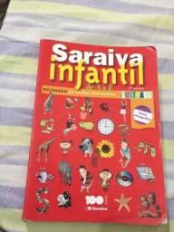 Dicionário infantil saraiva