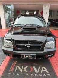 S10 Blazer Executive Diesel 2.8 2008 Imperdível!!! Financia 100%!!! - 2008