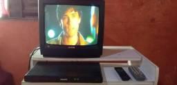 Troco tv e dvd por celular