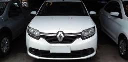 Renault expression 1.6 completao com gnv novíssimo! - 2017