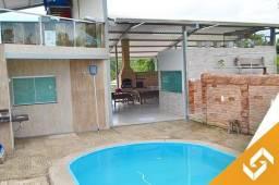 Chácara c/piscina e 3 suítes; ideal para eventos, em Caldas Novas. Cód 1023