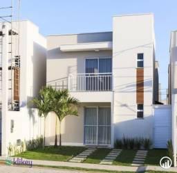 Casa de condomínio à venda com 1 dormitórios em Papagaio, Feira de santana cod:204572