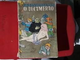Livro raro: Decameron
