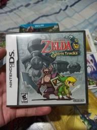 Usado, The Legend of Zelda Spirit tracks novo lacrado comprar usado  São Paulo