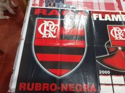 Pôsteres do Flamengo do ano 2000