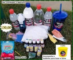 Kits slimes completos ( Maju Bella Slime)