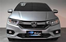 Honda city 2018 exl 1.5 automático + gnv g5 ( 48x 1560 )
